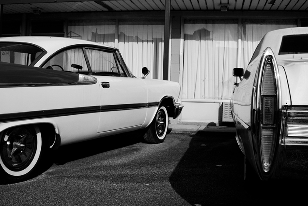 Cars — Lorraine Hotel, Memphis TN