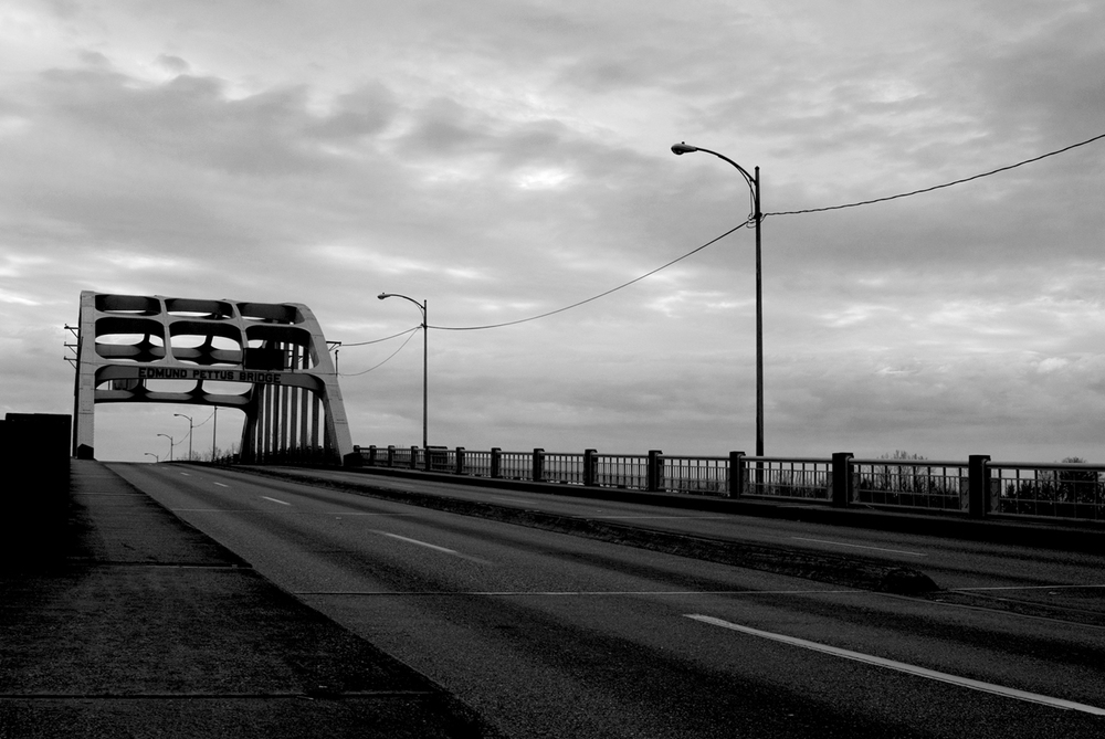 Edmund Pettus Bridge — Selma, AL