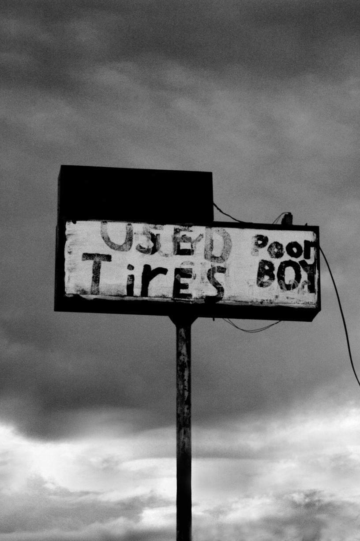 Poor Boy Used Tires