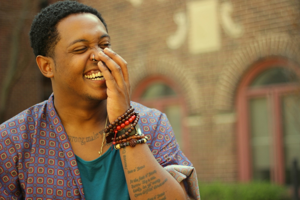Photo of Danez Smith