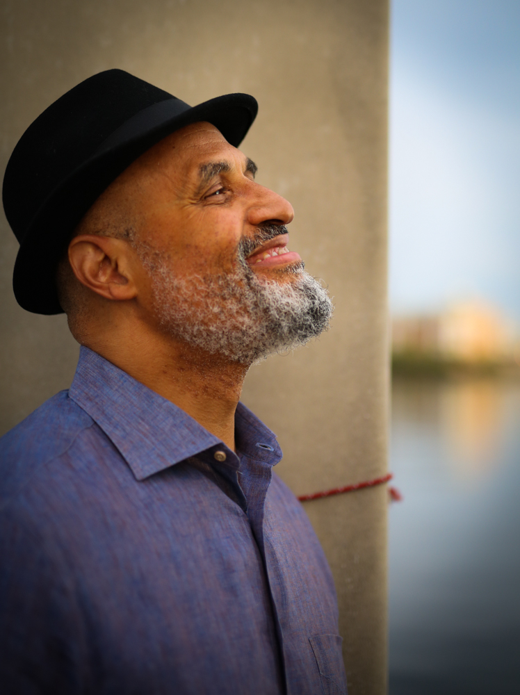 Photo of Tim Seibles by  Jennifer Fish