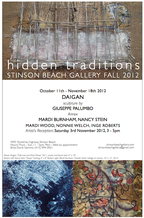 Hidden Traditions Group Show