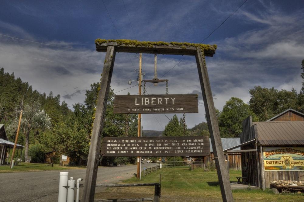 Liberty, Wa