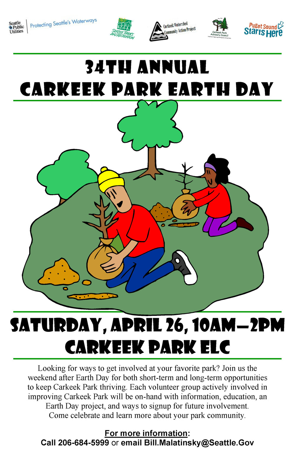 Carkeek Park Earth Day 2014 11x17 poster.jpg