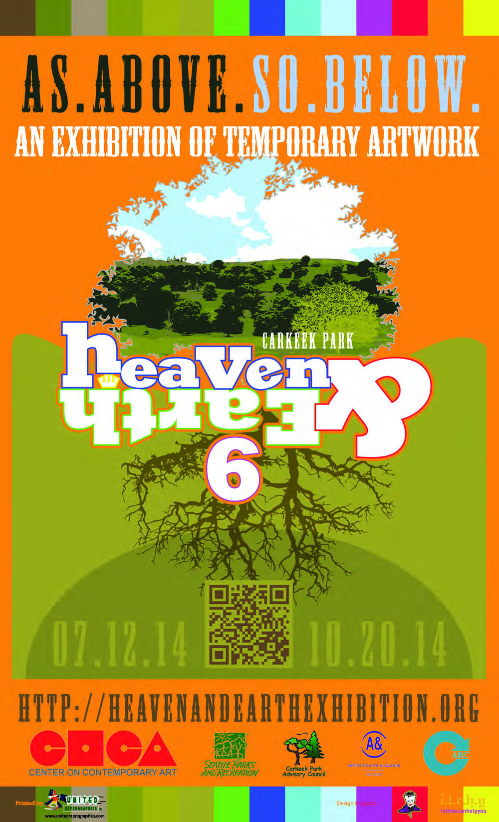 Heaven and Earth VI
