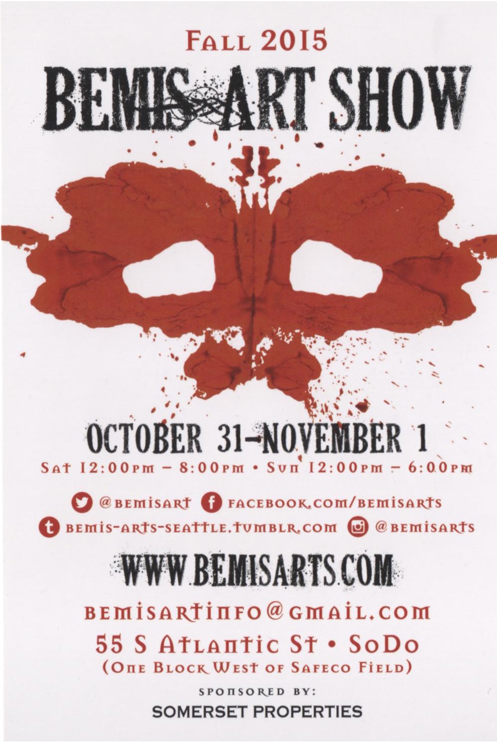bemis fall show 2015
