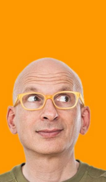 Seth Godin, the godfather of Permission Marketing