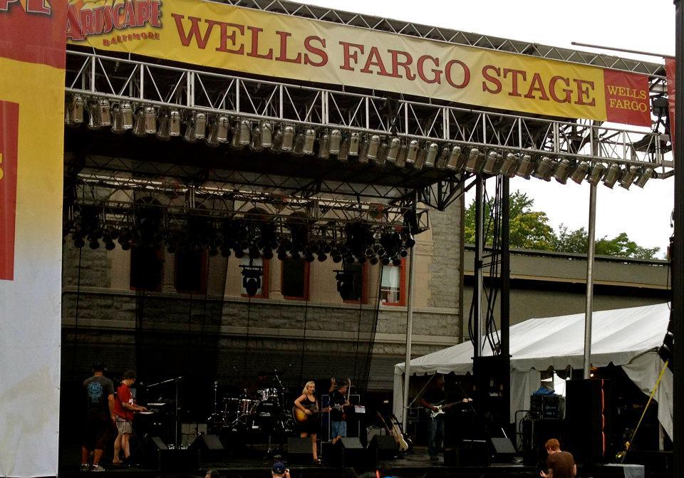Emma White : Wells Fargo Stage pic.jpg