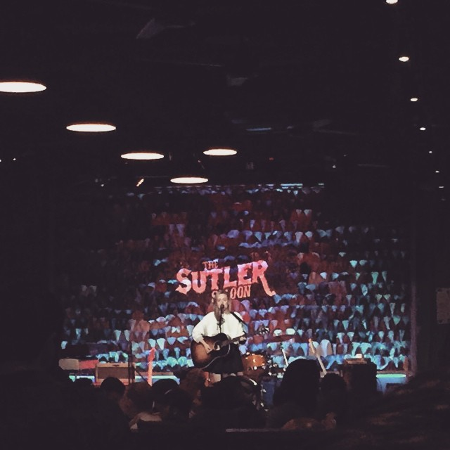The Sutler show was so fun!! Thanks to everyone who made it!