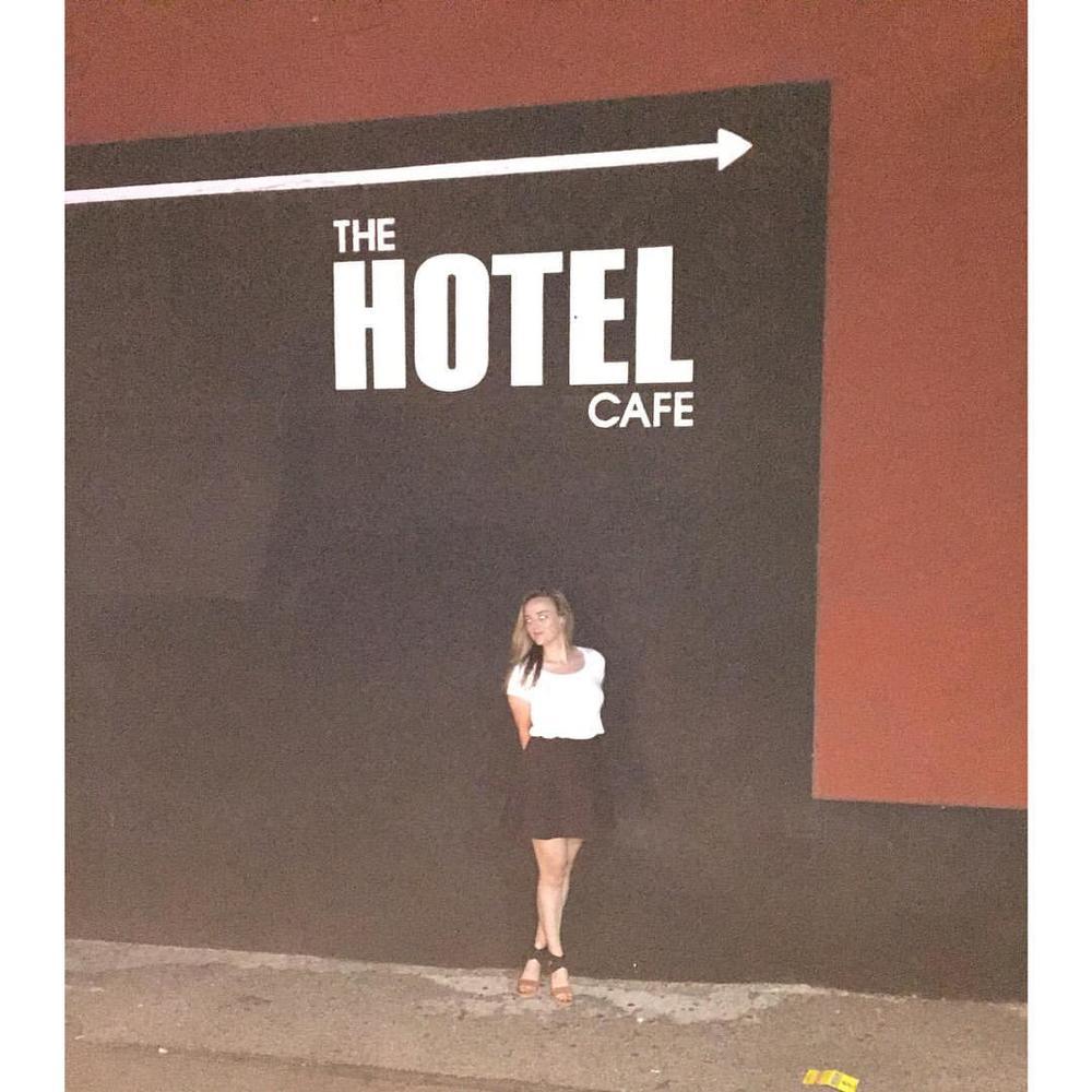 Hotel Cafe 9/1/15