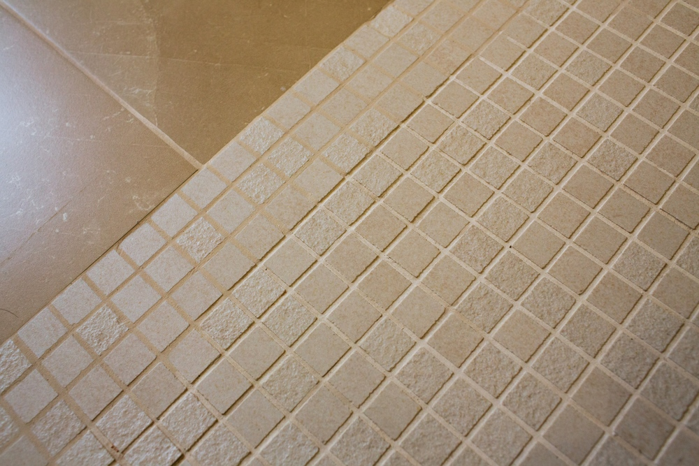 room six wet room floor