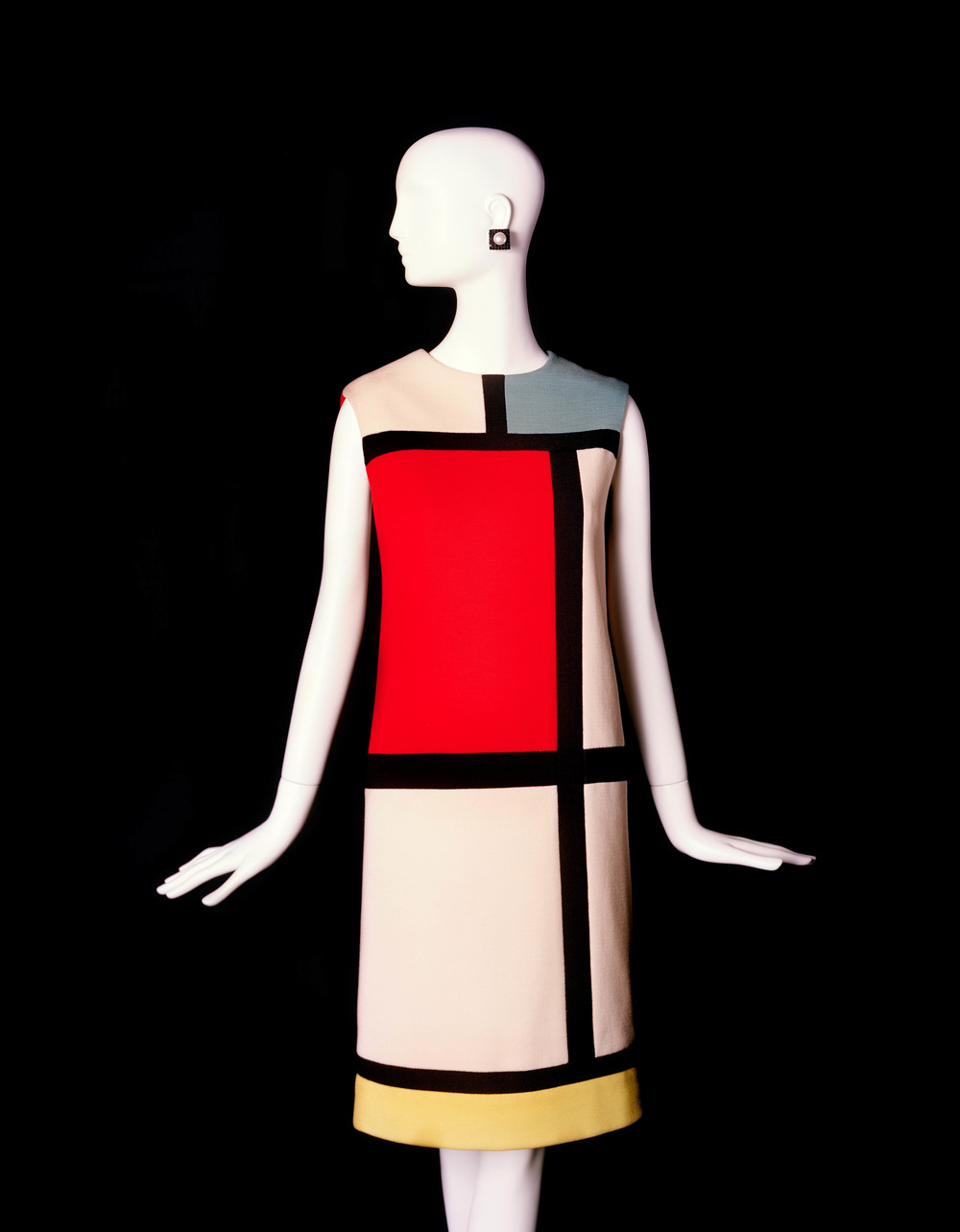 "The ""Mondrian"" Dress"