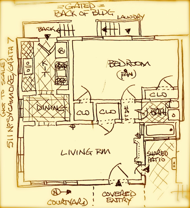 Great floor-plan