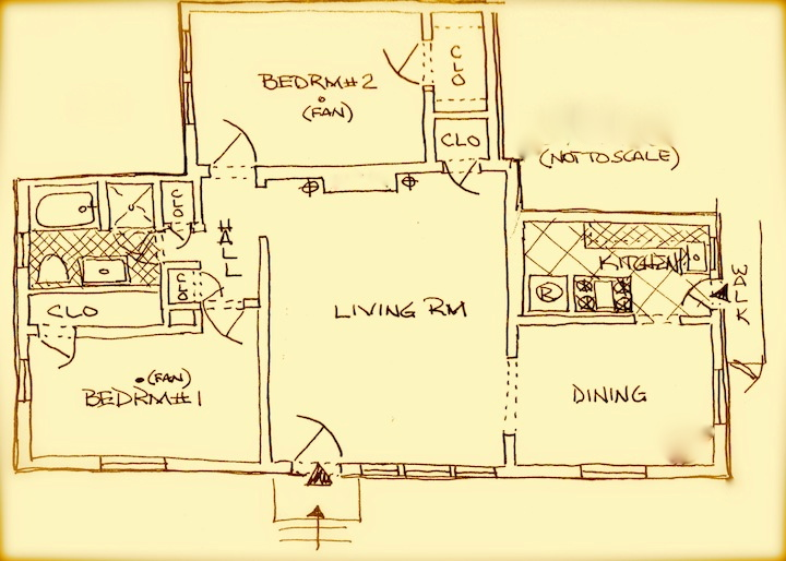 Similar floor plan