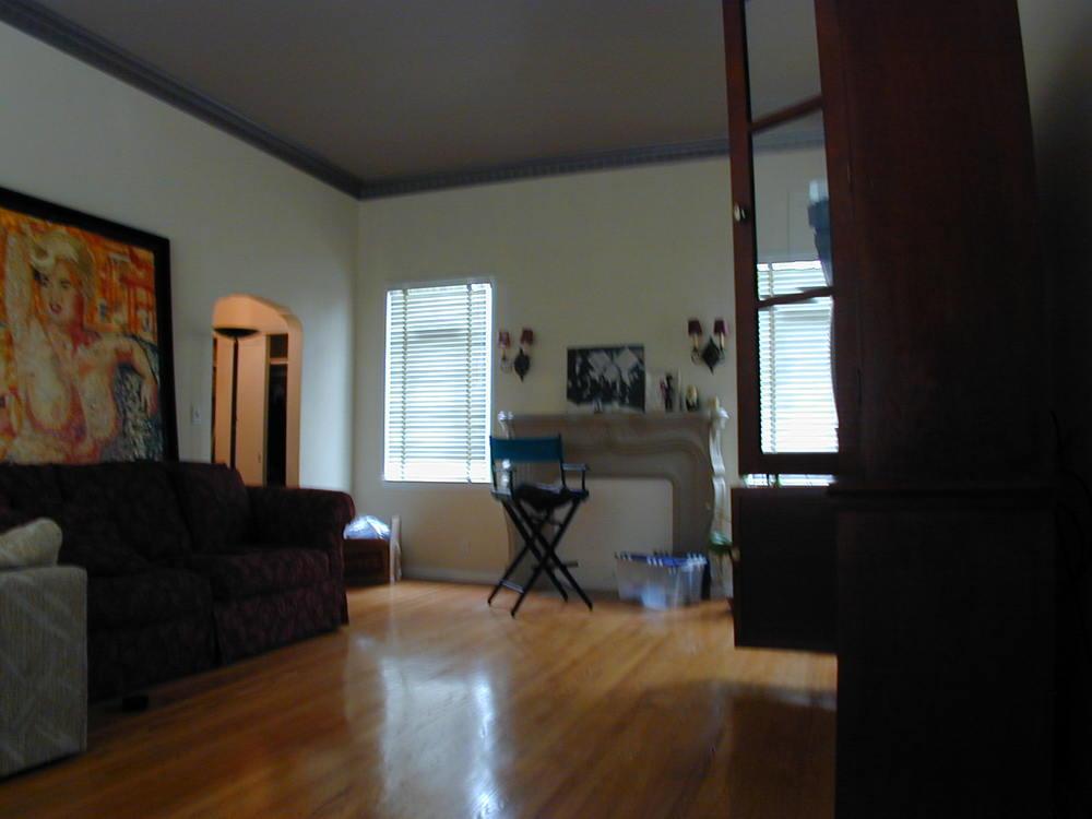 similar living room, not identical