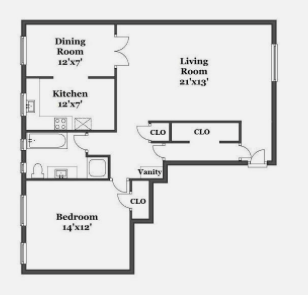 Near similar floor plan