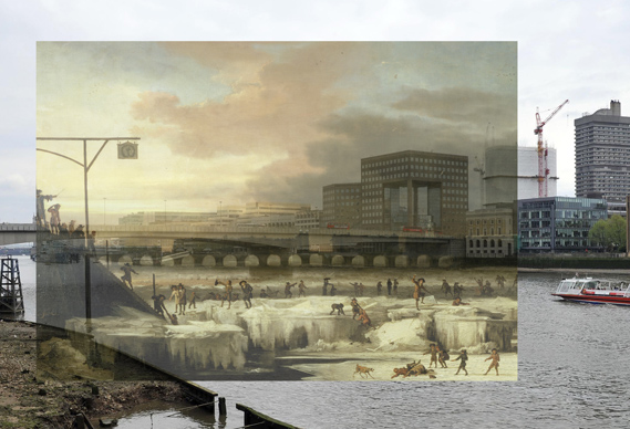 Museum of London iPhone app uses augmented reality to show you the past in the present