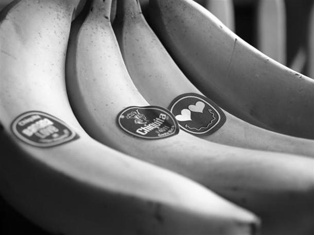 My banana just winked at me