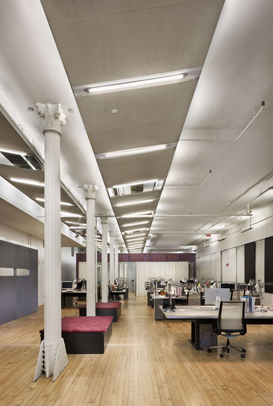 NYC office space.  Bostudio Architecture. Brooklyn Architect. Brooklyn Architecture Firm. NYC Architect. NYC Architecture firm.
