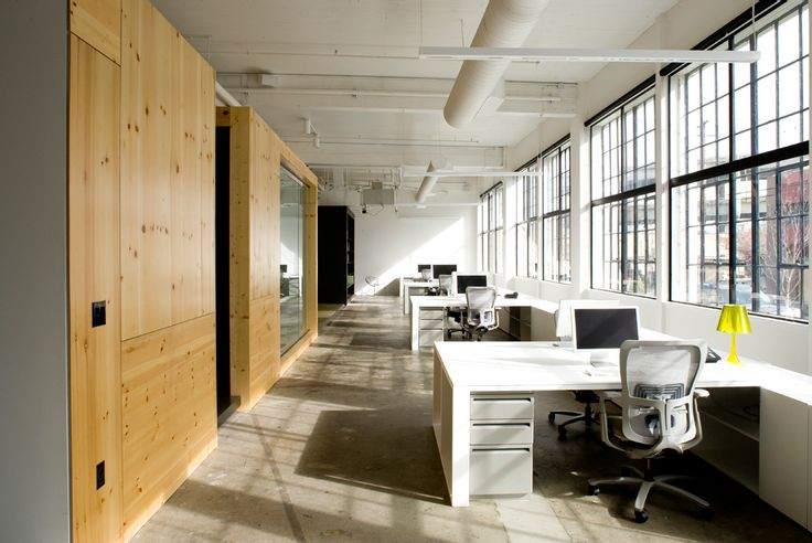 Office by Skylab Architecture, via moderndesignlife.com