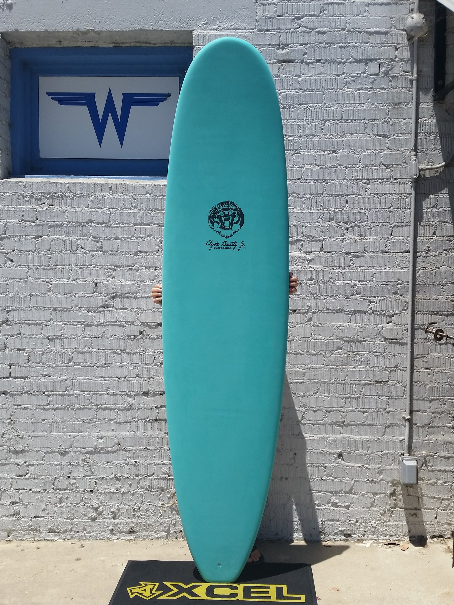 293453ddc5 Clyde Beatty Surfboards - 8'0