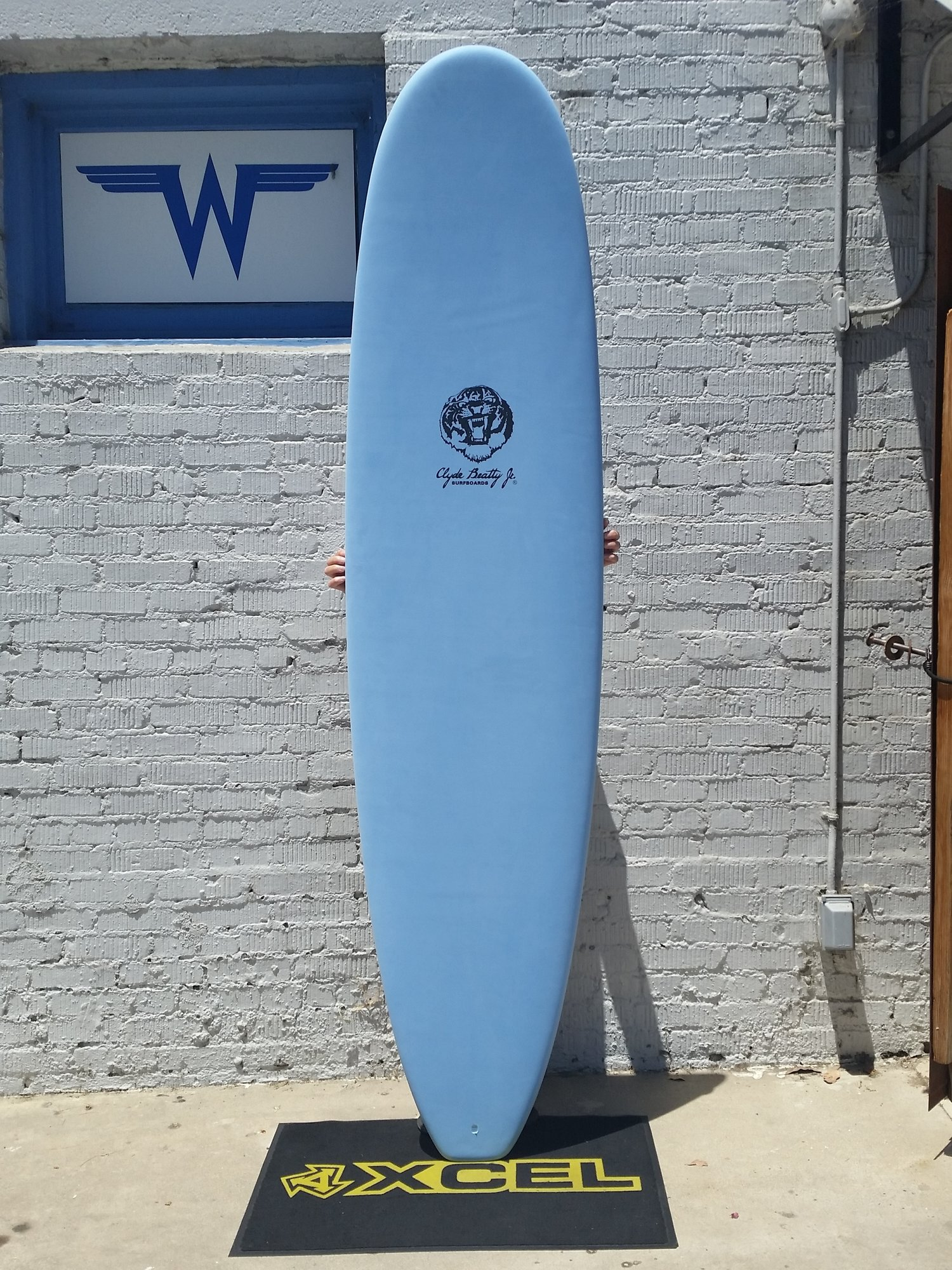 fb8b034b1a Clyde Beatty Surfboards - 8.0
