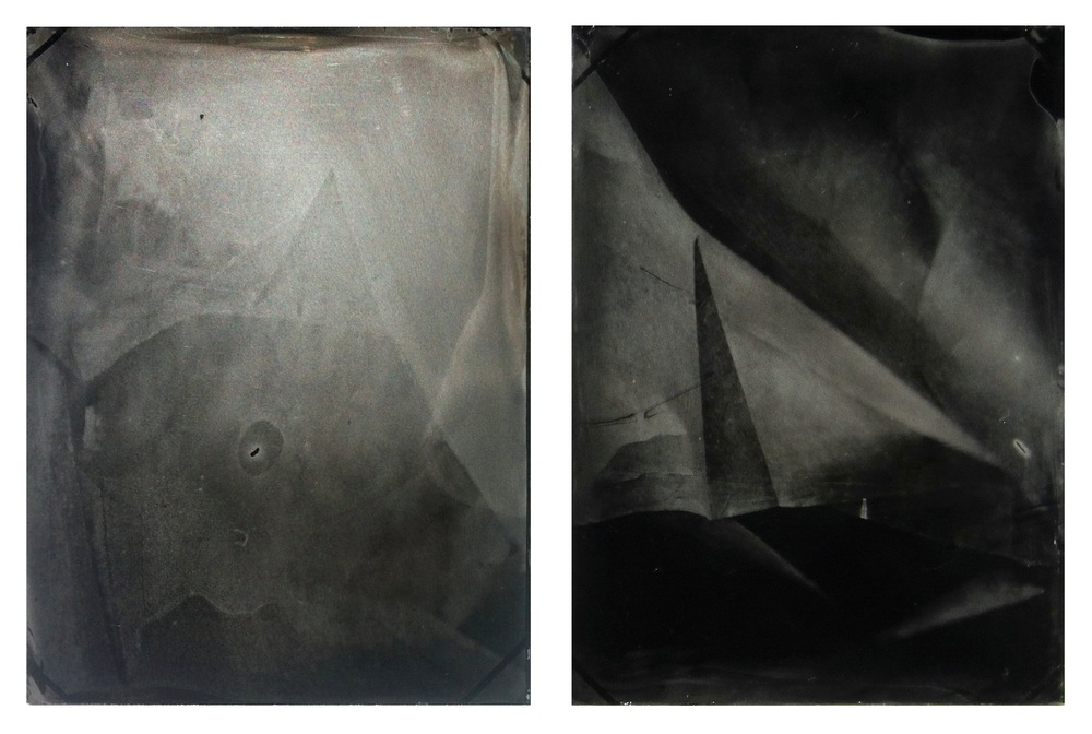Inset (diptych), 2013