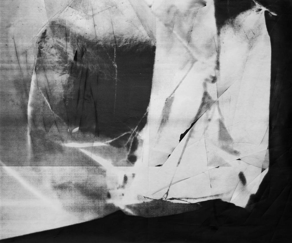 Untitled (cut piece), 2014