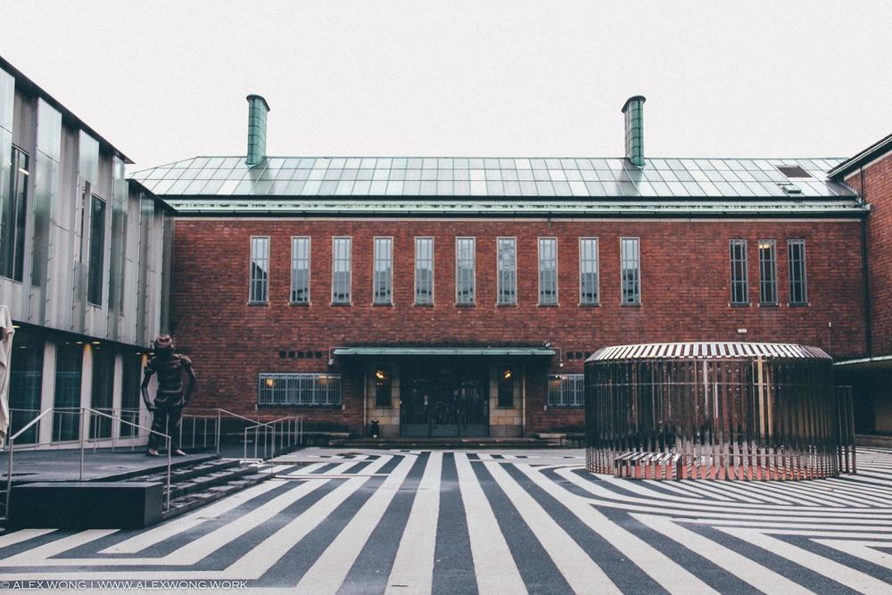 Rotterdam - Museum Courtyard.jpg