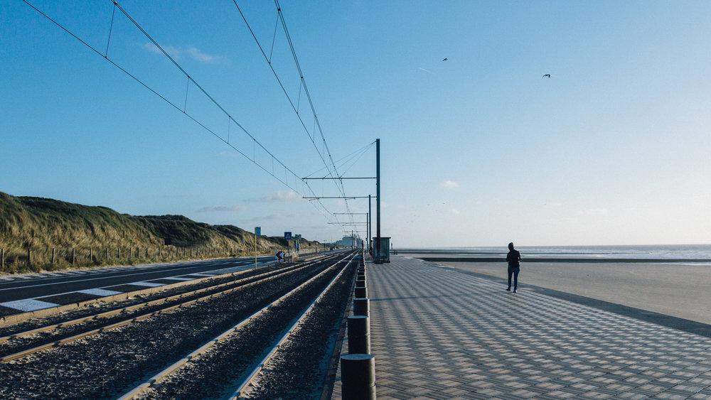 Vanishing Tram Lines