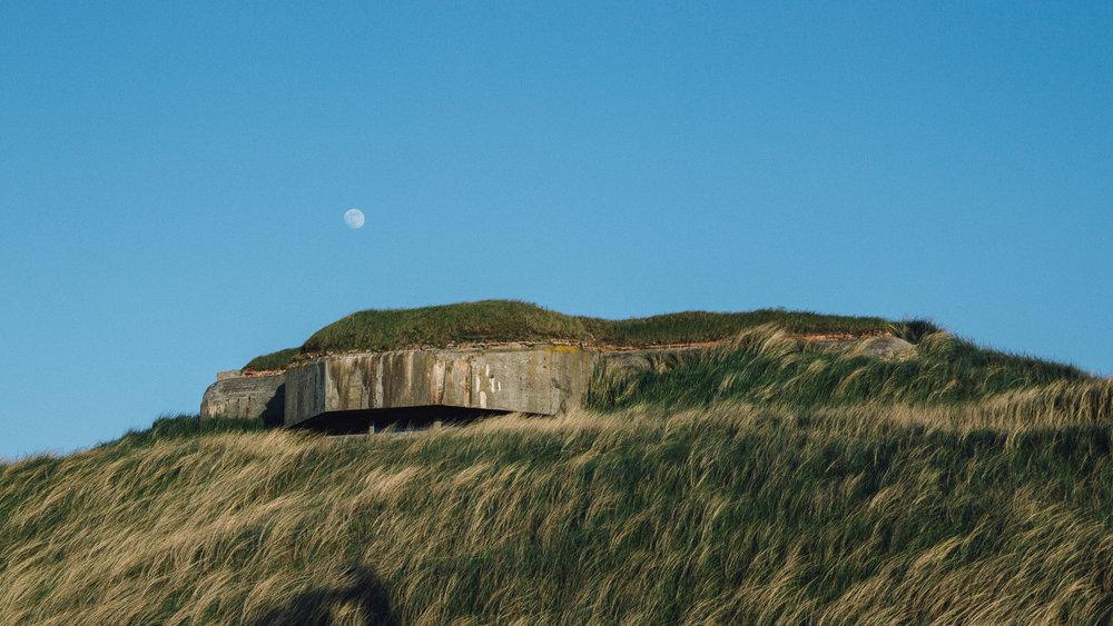 German built WW2 Bunker