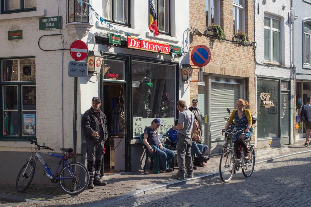 A Bruges Bar