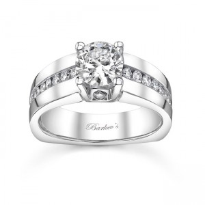 Unique Engagement Ring - 6323LW