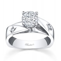 Starnish Engagement Ring #7798LW