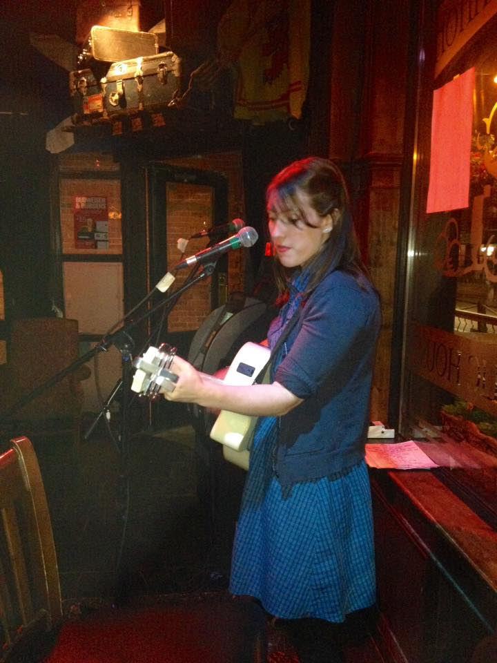 Loose Cannon Open Mic Halifax 2015 #2