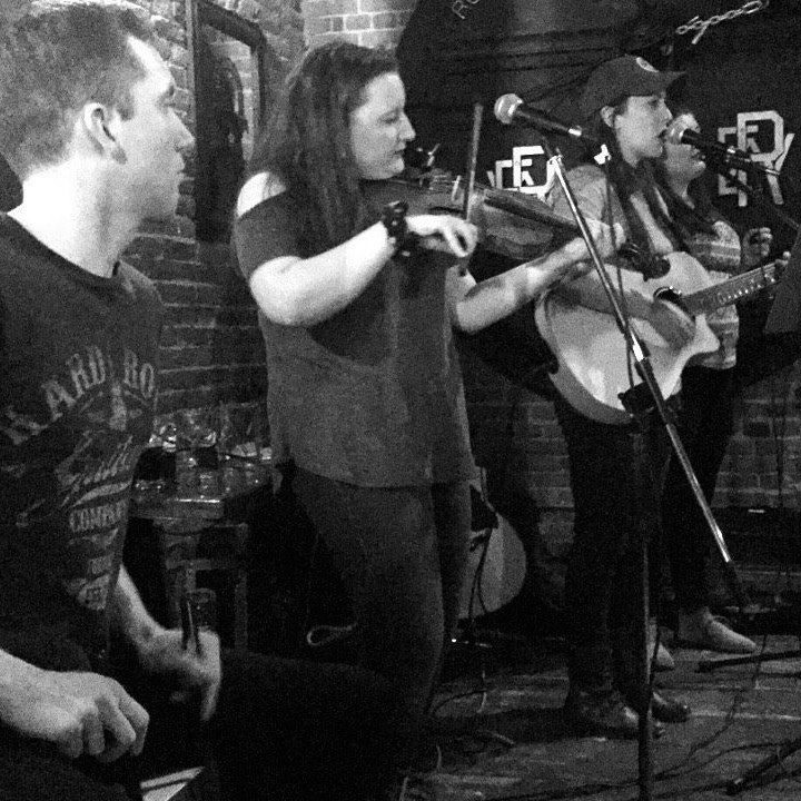 Nova Knots at The Red Stag