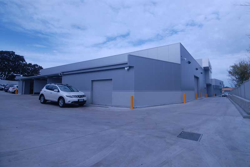 Nissan Berwick Architect: Ardent Architects Est. Project Budget: $12,000,000  Structural and Civil Services for the construction of the new car dealership