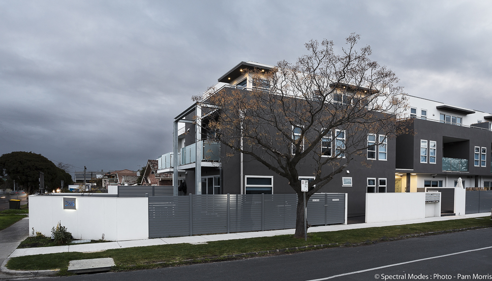 Hawthorn Road Apartments: Architect:  Terry Harper Architects  Est. Project Budget: $8,000,000  Structural and Civil Services for a multi-level apartment complex