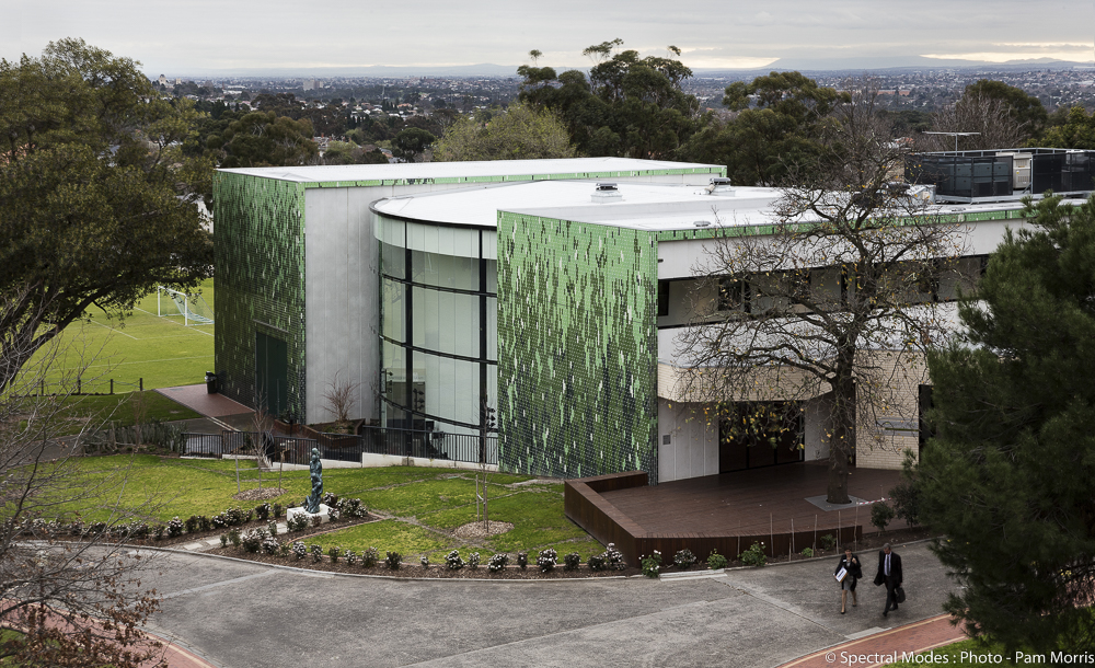 Genazzano – Madeleine Centre for Performing Arts Architect:  H2o Architects Melbourne  Est. Project Budget: $10,000,000  Structural and Civil Services for the construction of a new Arts Performance Centre