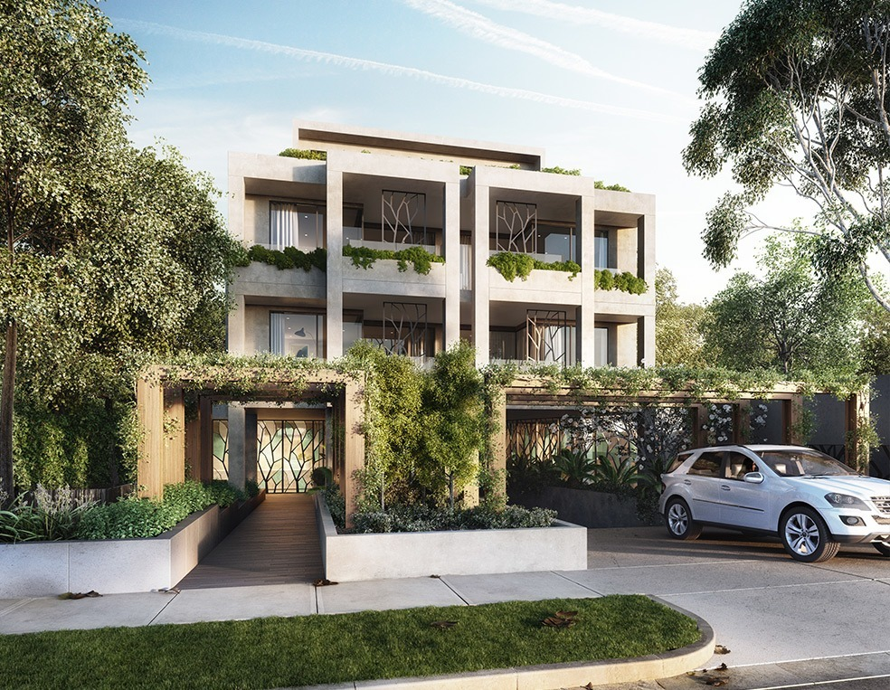 Botanical Brighton Client:  Launch Corporation  Est. Project Budget: $27,000,000  Structural and Civil Services for a multi-level apartment complex