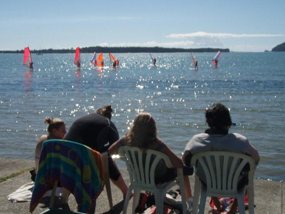 Schools Go Windsurfing Day