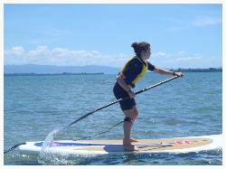 Kids Go Paddleboarding Tauranga