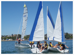 School Holiday Learn to Sail