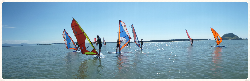 School Holiday Learn to Windsurf