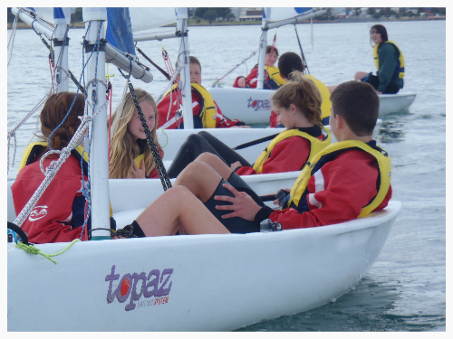 Schools Go Sailing Day