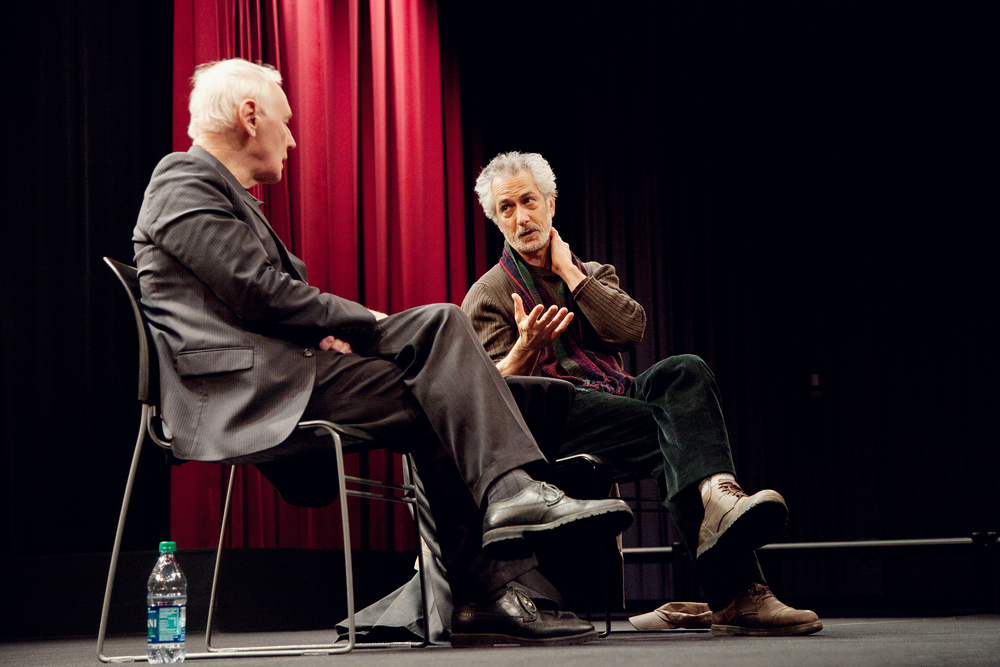 Lehmann Reeves in Conversation with David Strathairn