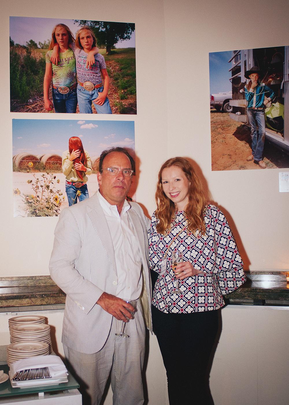 Stephen Fraily & Ilona Szwarc