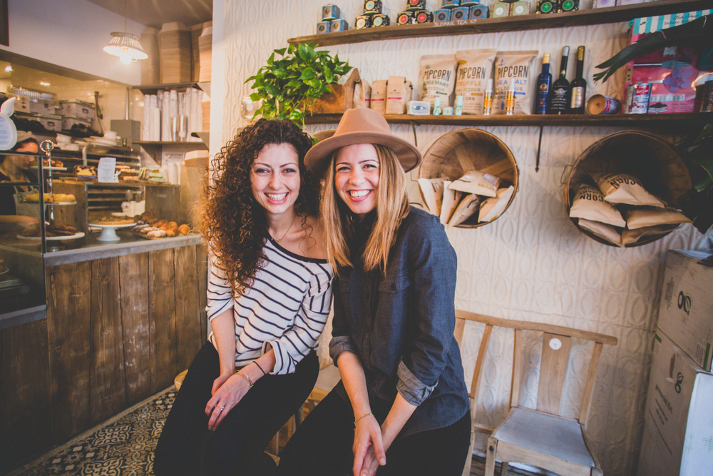 Elisa Marshall & Candice Kaye