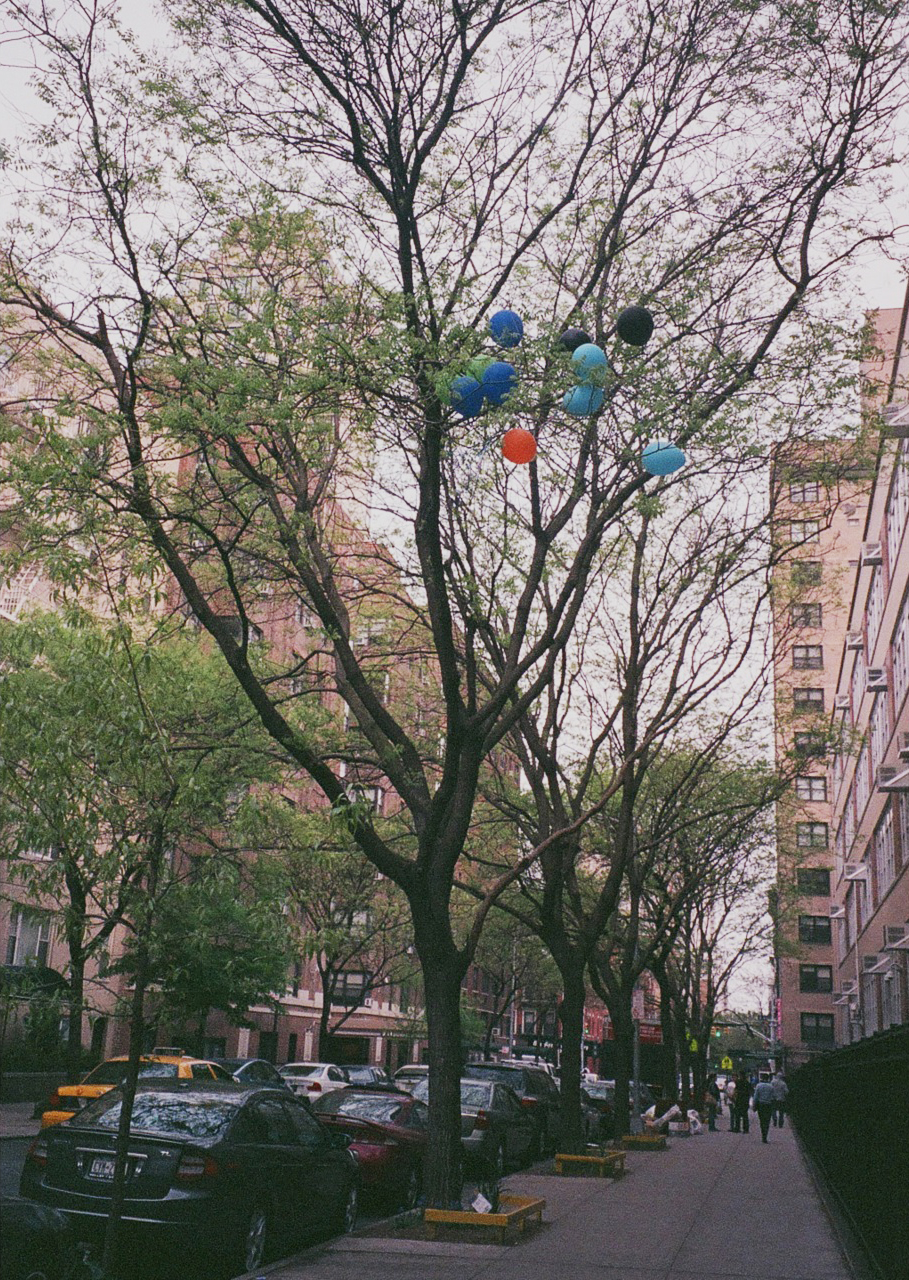New York, New York, 2011 (35mm)