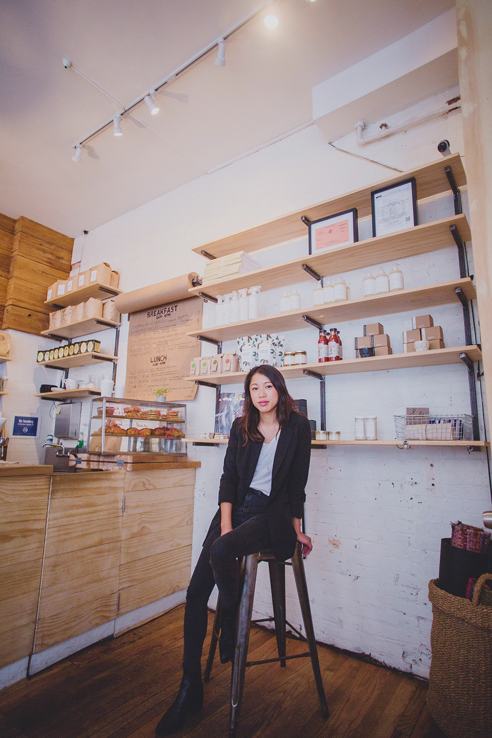 Claire Chan, Owner